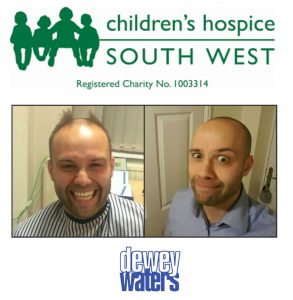 CHILDREN'S HOSPICE SOUTH WEST FUNDRAISER EVENT