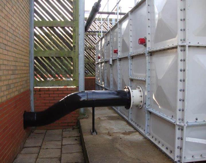 LPCB Sprinkler tanks