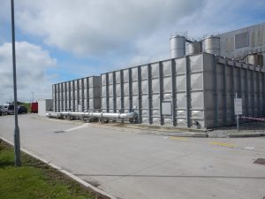 Dairy Crest Sectional Water Tank