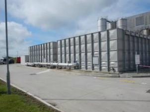 Cold Water Storage Tank Installation Case Studies Export