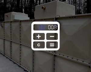 online Water Storage Tank Calculator