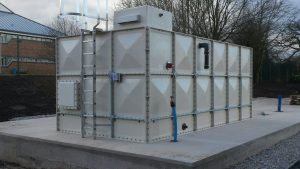 school water tank installations