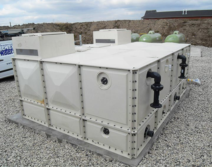 Water Tanks & GRP Water Tank Manufacturer u0026 Installer - UK u0026 Worldwide Exports