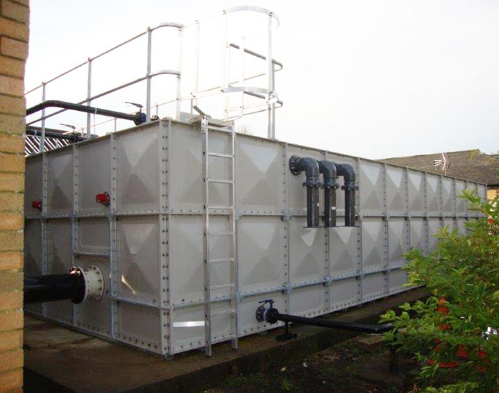 Sectional Water Tanks