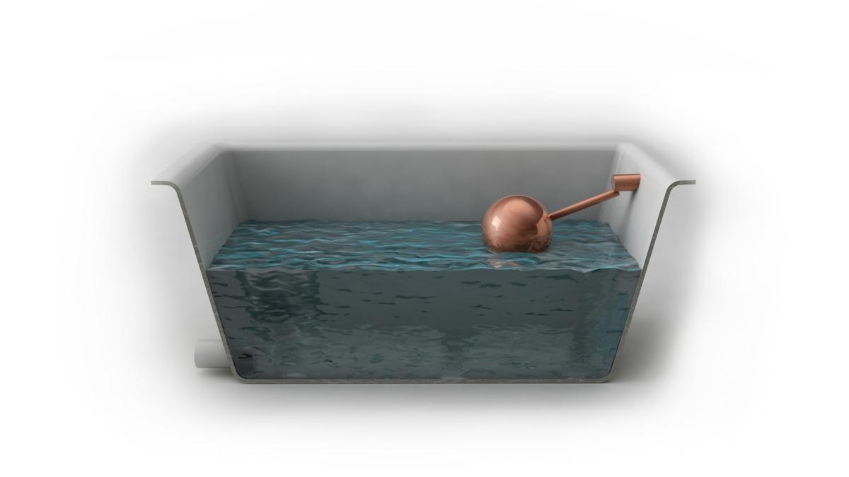 Nominal Capacity vs Actual Usable Capacity of a Water Tank | Dewey