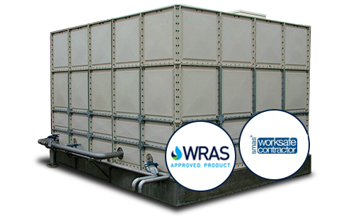 Sectional Grp Water Tanks Fast Delivery Tank Assembly Call Today